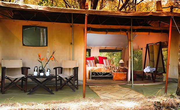 Nairiobi Tented camp