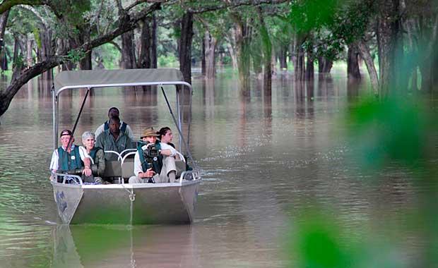 River Journeys in Zambia's Emerald Season
