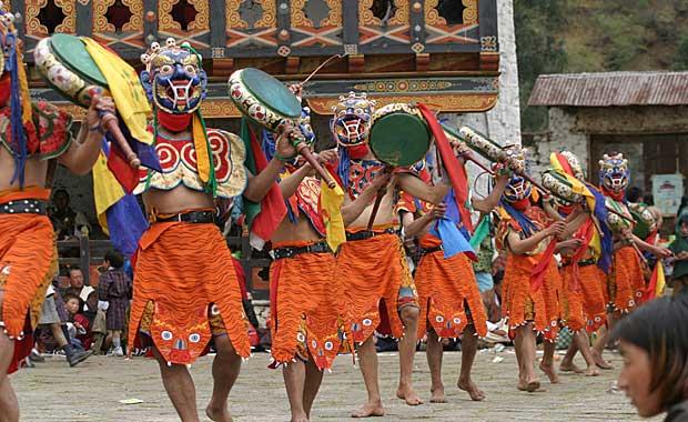 Thimphu-Festival