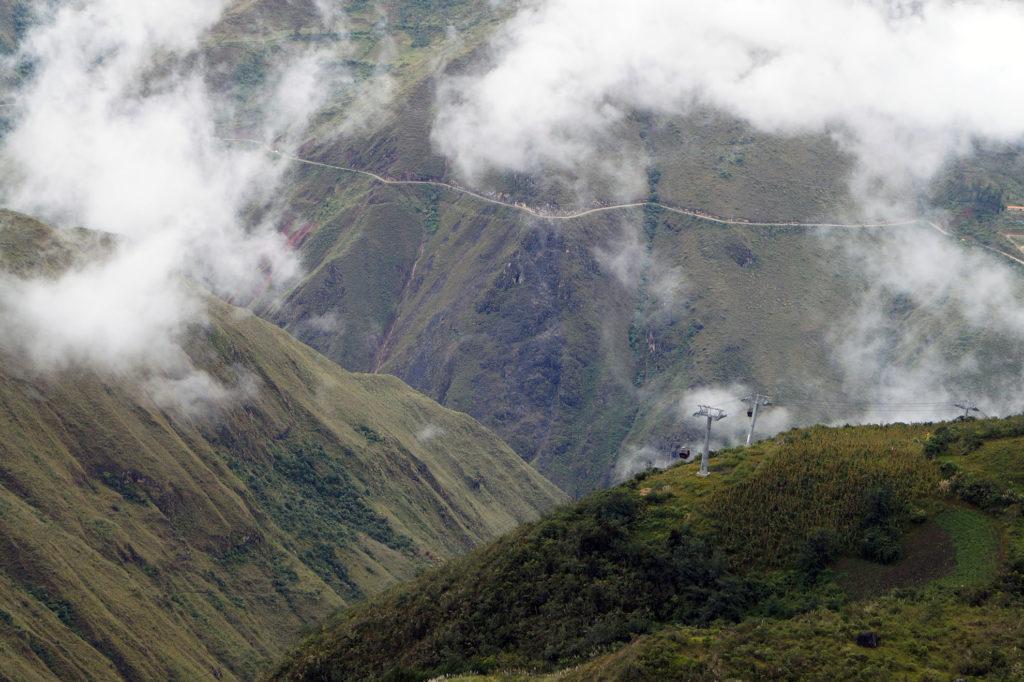 Kuelap ruins, Peru